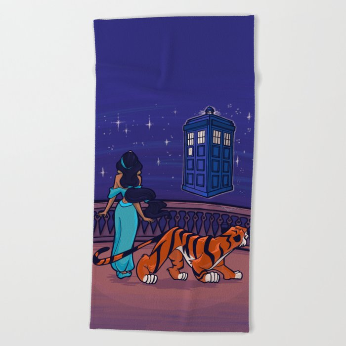 I can show you the Universe Beach Towel
