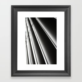 Something futuristic Framed Art Print