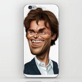 Willem Dafoe iPhone Skin
