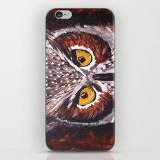 Night Owl... iPhone & iPod Skin