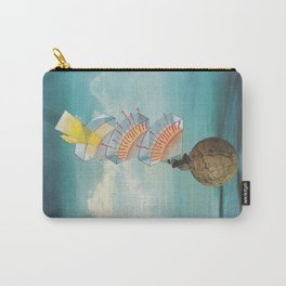 Heat wave Carry-All Pouch