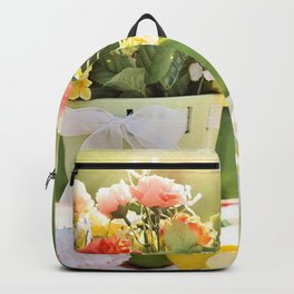 cake color cup Backpack