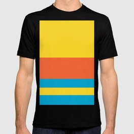 Colours of Bart T-shirt