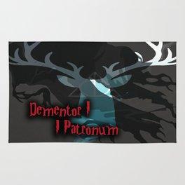 Dementor Patronum Rug