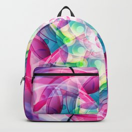 Vector Colorful Design Backpack