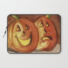 Jack-O-Lanterns Laptop Sleeve