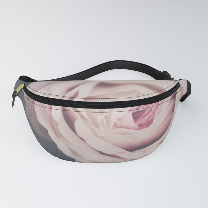 french rose Fanny Pack