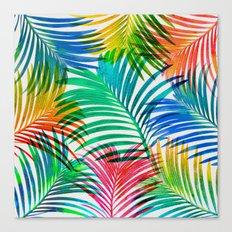 My Tropical Garden 14 Canvas Print