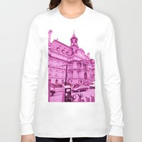 montreal Long Sleeve T-shirts featuring Montreal 8395 by Korok Studios