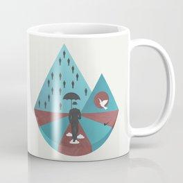 """Ceci n'est pas Magritte."" Coffee Mug"