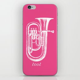 Toot iPhone Skin