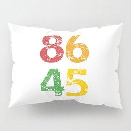 8645 (colorful) Anti Trump Pillow Sham