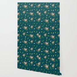 Koala Pattern Wallpaper