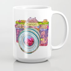 FLORAL CAN0N Mug