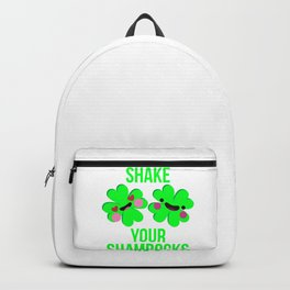 Shake Your Shamrocks St. Patrick's Day Parade Backpack