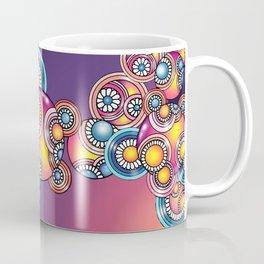 Swirley Do... Coffee Mug