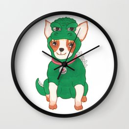Chizilla Wall Clock