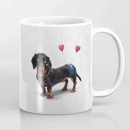 Butt (Wordless) Coffee Mug
