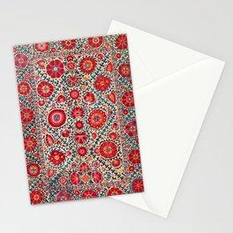 Kermina Suzani Uzbekistan Embroidery Stationery Cards