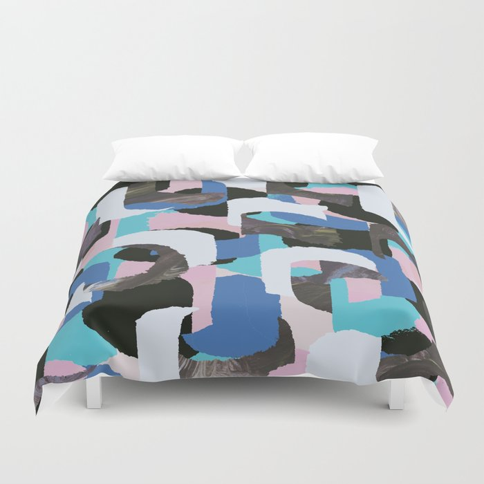PatternM08 Duvet Cover