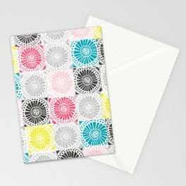 pave the day Stationery Cards