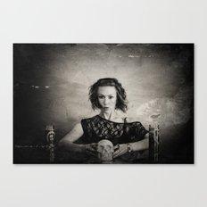 Summoning Canvas Print