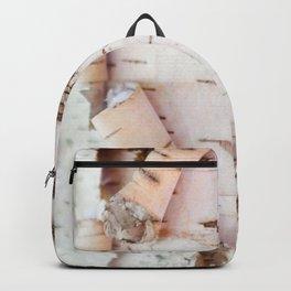 Birch Wood Backpack