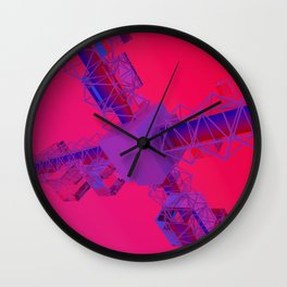 INTERSEKSHEN Wall Clock
