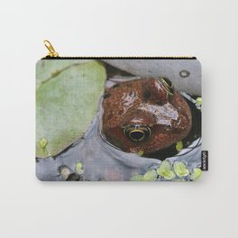 Golden-eyed Prince Carry-All Pouch