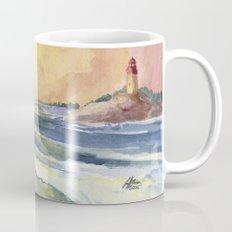 High Tide At Sunset Mug