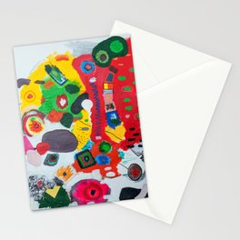 Cell Membrane Stationery Cards