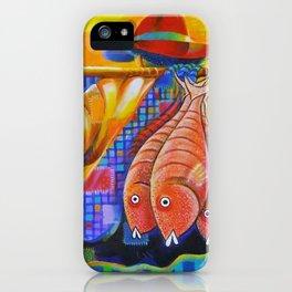 SALAO, SALAO, PECAO SALAO iPhone Case