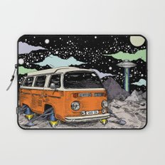 Moon Ride Color Laptop Sleeve