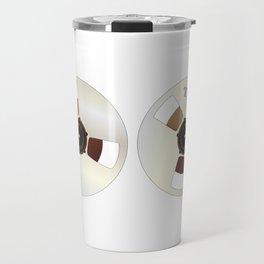 Reels of Magnetic Tape Travel Mug