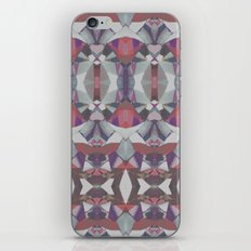 Tribal splash iPhone & iPod Skin