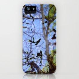 Imaginary Birds iPhone Case
