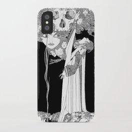 Hamlet - John Austen (1900-20) iPhone Case