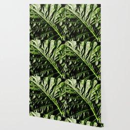 Rib And Veins Wallpaper