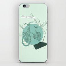 3 Speed iPhone & iPod Skin