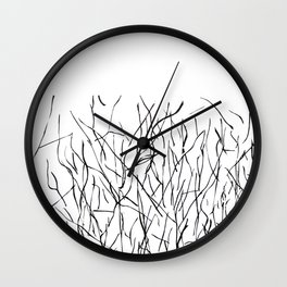 peripheral Wall Clock