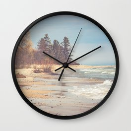 If Forever Ends Wall Clock