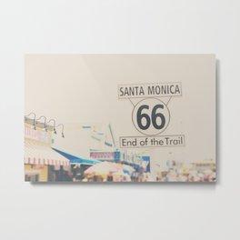 route 66 ... Metal Print