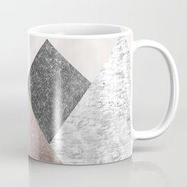 Rose grunge - mountains Coffee Mug
