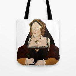 Catherine of Aragon Tote Bag