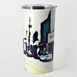 Street Scene No. 1 Travel Mug