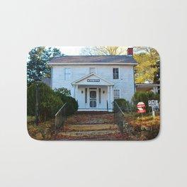 The Vance House Bath Mat