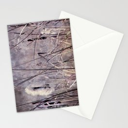 criss-cross Stationery Cards
