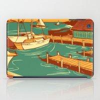 cape cod iPad Cases featuring Cape Cod by Andrea Porretta