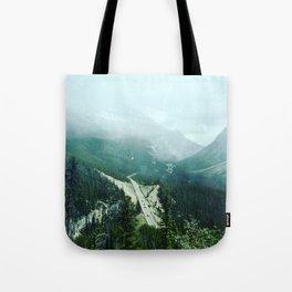 Icefields Parkway Tote Bag