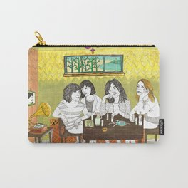 Björk and Sleater Kinney Carry-All Pouch